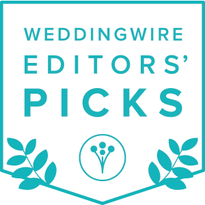 WeddingWire Editors' Picks 2015